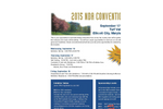 2015 National Drilling Association Convention - Printable Registration Form (Members & Non-Members)