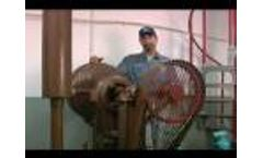 Carter Sludge Pump for Water and Sewage Video