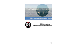 IOS International Methodology, Products & Services Brochure