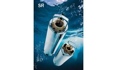 BBC-Elettropompe - Model SR - Electric Submersible Pumps for Tanks and Reservoirs  - Brochure