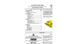 Sliding Vane Pumps-ProVane Model
