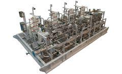 Calder - Model MEG - Methanol and Glycol Injection  Pump