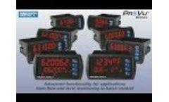 Provu Series Overview of 1/8 DIN Digital Panel Meters Video