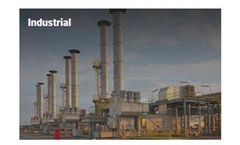 Power generation solutions for industrial applications
