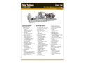Titan 130 Gas Turbine Mechanical Drive Package - Data Sheet