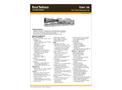 Titan 130 Gas Turbine Generator Set - Data Sheet