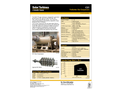Solar C51 Production Gas Compressors - Data Sheet