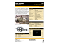 Solar C65 Pipeline Gas Compressors - Data Sheet