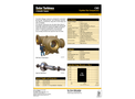 Solar C85 Pipeline Gas Compressors - Data Sheet