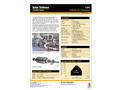 Solar C40 Production Gas Compressors - Data Sheet