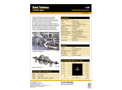 C40 Pipeline Gas Compressors - Data Sheet
