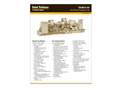 Taurus 60 Gas Turbine Compressor Set - Data Sheet