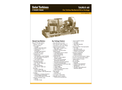 Taurus 60 Gas Turbine Mechanical Drive Package - Data Sheet