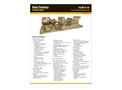 Taurus 60 Gas Turbine Generator Set - Data Sheet