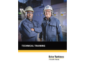 Gas Turbine Technical Training - Brochure