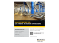 Gas Turbine in Brewery Applications - Brochure