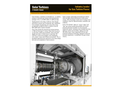 Gas Turbine Overview - Brochure