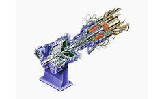 Saturn - Model 20 PG - Generator Set
