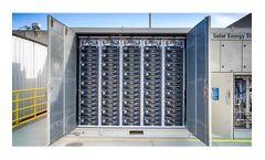 Gas Turbine Microgrid for Sustainable Energy Storage