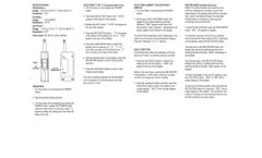 Traceable - General-Purpose Traceable Hygrometer/Thermometer - Brochure