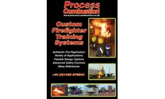 Process Combustion - Firefighting Training Systems - Brochure