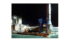 Process Combustion - Direct Fired Thermal Oxidisers