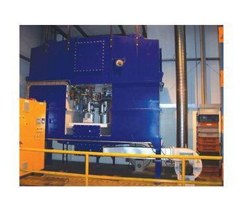 Process Combustion - Regenerative Thermal Oxidisers (RTOs)