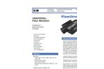 FlowStream - Model 1/4 - 3/4 - Mass Flowmeter for Gas Brochure