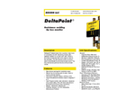 DeltaPoint - Resistance welding Tip Loss Monitor Datasheet