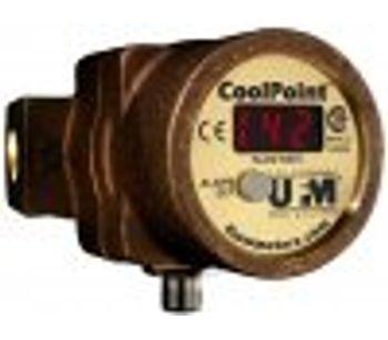 Model 1/4 - 1/2 - Vortex Shedding Flowmeter for 4 - 12 GPM Water/Coolant (CP)