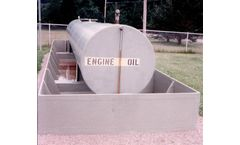 Containment - Model TUBS - Custom Poly Tub