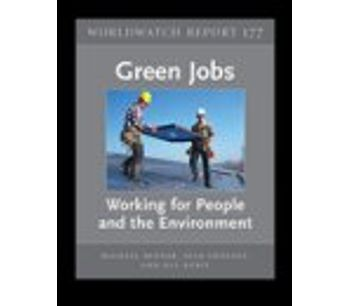 Green Jobs: Working for People and the Environment