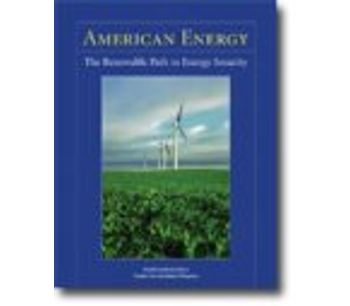 American Energy - The Renewable Path to Energy Security