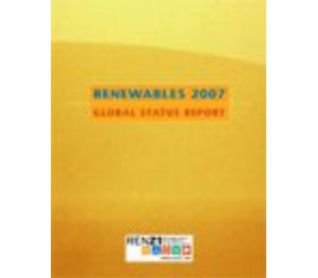 REN21 - Renewables 2007 Global Status Report