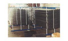 Coalescing Plate Packs
