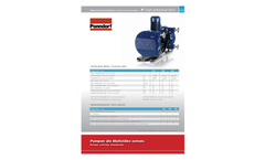 P High Pressure Twin Lubricated System Brochure