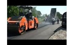 PelletPAVE - Environmentally Friendly Pelletized Asphalt Rubber Binder Modifier - Video