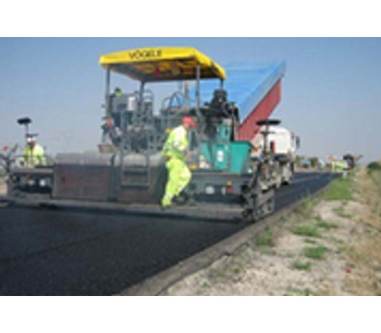 Tyre recycling for the asphalt industry - Manufacturing, Other