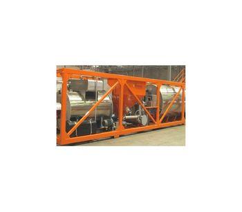 Phoenix - Asphalt Rubber Blending Units