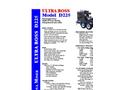 Ultra Boss D225 Brochure