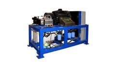 AquaMiser Ultra BOSS - Model E150V - Ultra High Pressure Water Blast Pump