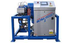 AquaMiser Ultra BOSS - Model E75V-II - Ultra High Pressure Water Blast Pump