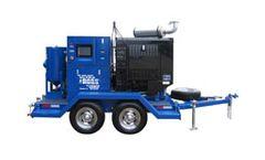 AquaMiser Ultra BOSS - Model D-115 - Ultra High Pressure Water Blast Pump