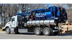 Vactor - Model 2100 Plus CB - Catch Basin Cleaners