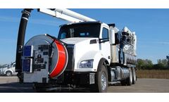 Vactor - Model 2100 Plus - Water Recycling System