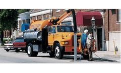 Vactor - Model 2103 Series - Sewer Cleaner