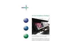 Fuel Economy and Performance Testing Services- Brochure