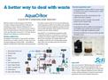 AquaCritox - Hydrothermal Oxidation Consumer Guide