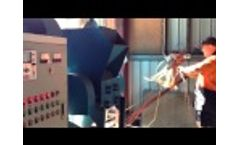 Enerpat Copper Cable Granulator in Australia Video