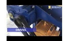 Enerpat Single Shaft Shredder Video